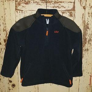 Boys Gap fleece pullover size 8